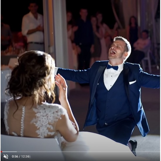 Epic Openingsdans MP3 - Groomsman Dance Suprise - €75,00 per dag