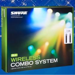 Shure Duo Combo Microfoon Huren PG58